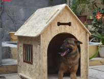 pet-outdoor-large-Wood-Dog-House-rain-proof-Pretty-Terrace-Kennel-large-Pet-Products-For-Dogs