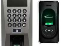 barmaq izi access control push button